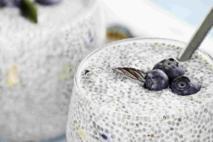 Pudding z nasionami chia - smaczna i zdrowa przekąska