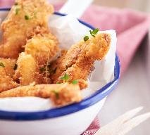 Polędwiczki z kurczaka smażone na chrupko: lepsze niż stripsy z KFC