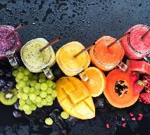 Co zawierają świeżo wyciskane soki warzywne i owocowe?