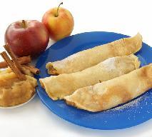 Dietetyczne naleśniki z otrębami