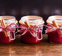 Konfitura z wiśni i brzoskwiń - sprawdzony przepis