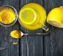 Lemoniada z kurkumy: słoneczny napój na wiosenne zmęczenie