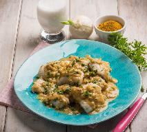 Ryba w sosie curry wg Magdy Gessler