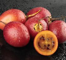 Tamarillo: jak jeść ten owoc egzotyczny? Co zrobić z pomidora drzewiastego?
