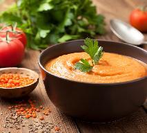 Zupa z soczewicy: przepis na sycące, rozgrzewające danie