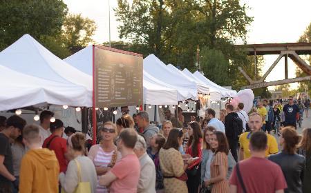 Festiwal Przekąsek zawita nad Wisłę