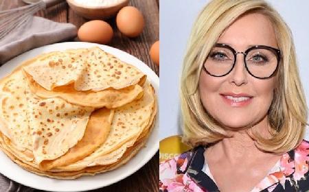 Agata Młynarska mimo choroby Crohna uwielbia naleśniki bez glutenu i laktozy: zobacz przepis