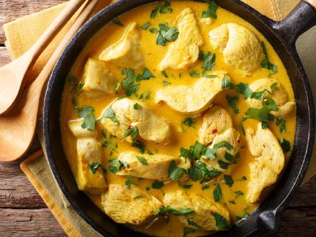 Kurczak Curry Prosty Przepis Na Szybki Obiad Beszamel Se Pl
