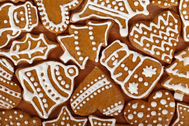 Piernik staropolski - przepis na dojrzewające ciasto