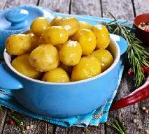 Gotowanie ziemniaków w mikrofalówce - jak ugotować ziemniaki w mikrofali