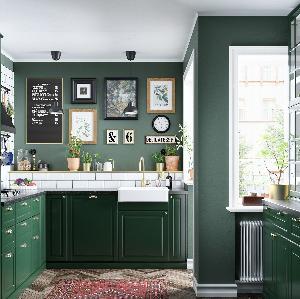 Wystrój kuchni - pomysły na ozdoby i dekoracje kuchenne