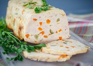 Drobiowy klops o smaku gyros: przepis na pieczeń rzymską z mielonego mięsa drobiowego
