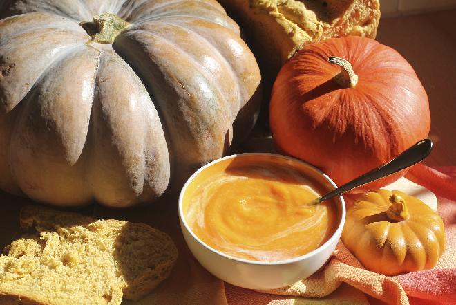Przepis na zupę z dyni według Magdy Gessler
