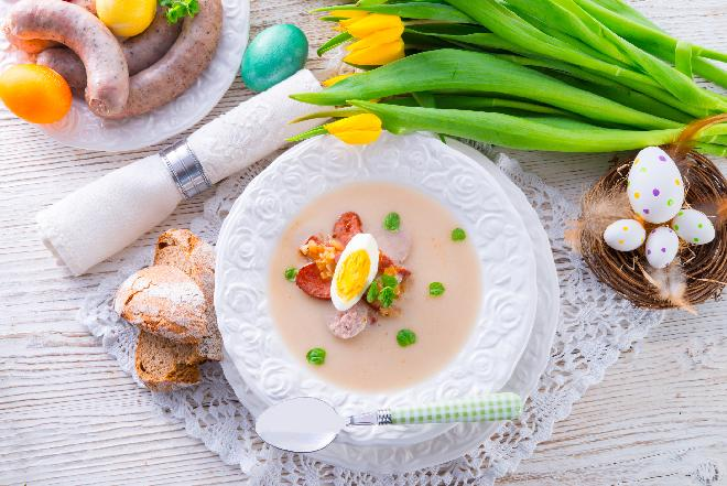 Żurek czy barszcz biały? Która zupa wygra w wielkanocnym sporze? [WIDEO]